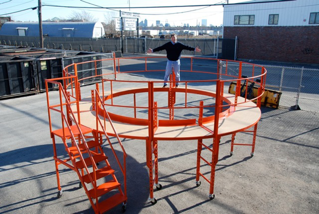 We Customize your Scaffolds to Your Needs