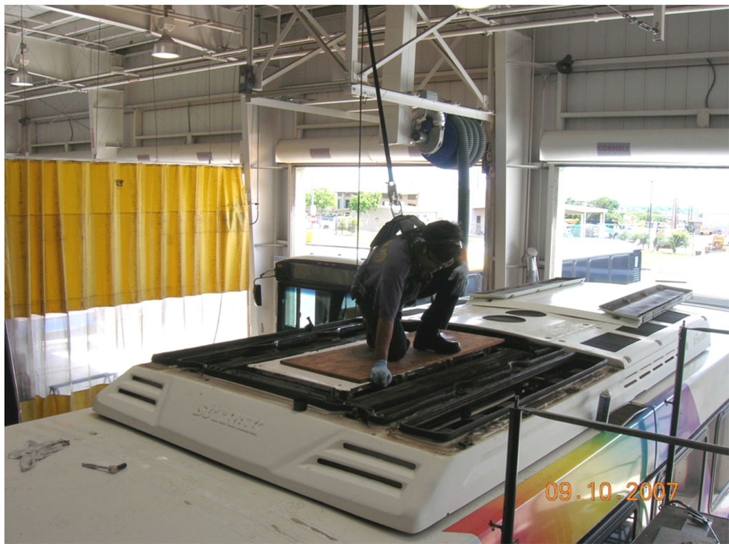 General Steel Products | Rolling Indoor Scaffolds | Work Platforms