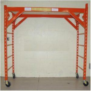 mobile scaffolds custom made