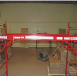 Heavy duty mobile scaffolding manufacturing company