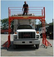 Bustop Maintenance Platforms -Scaffolding