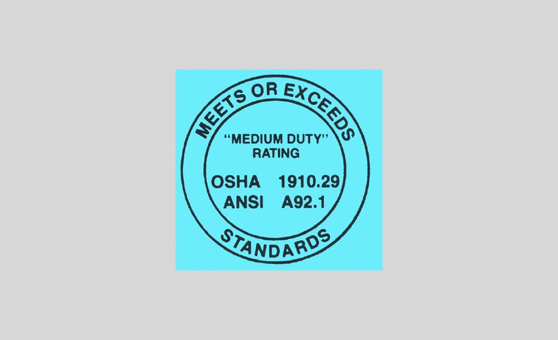 Scaffolding systems manufacturer -OSHA compliant